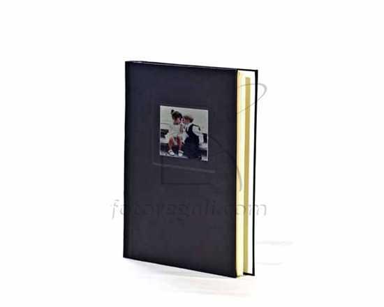 Elegante album fotografico personalizzato