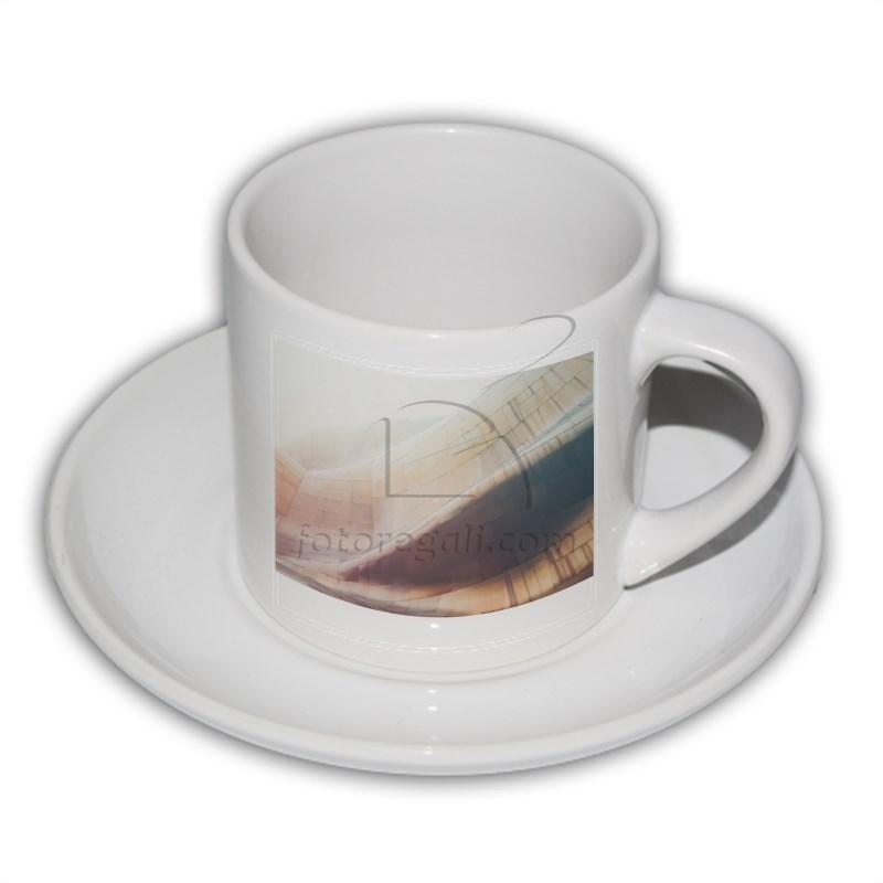stampa su tazza caffe Architettura