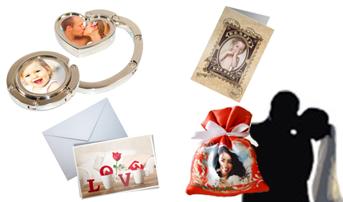 accessori personalizzati  di matrimonio