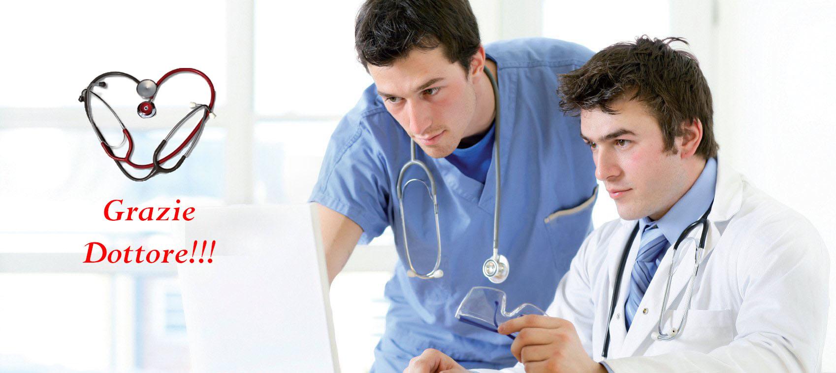 montaggio personalizzato medico