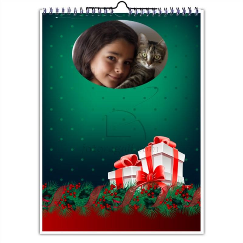 calendario natale bambini