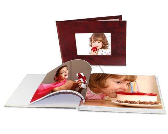Stampa a Finestra su copertina rigida Fotolibro