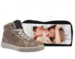 porta scarpe personalizzato con foto