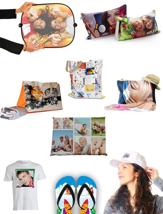 dieci prodotti per l'estate da personalizzare