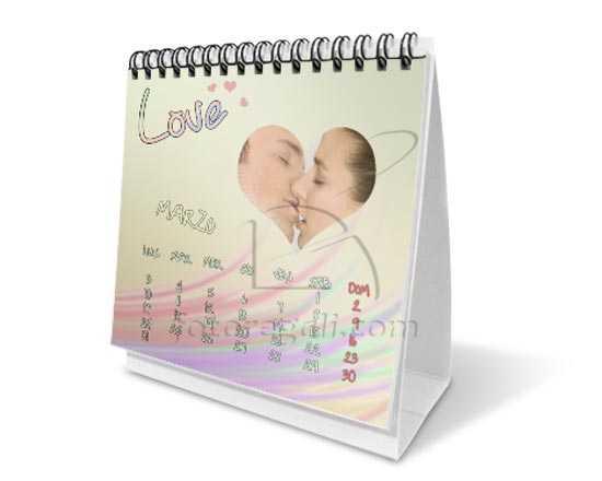 calendario online da tavolo