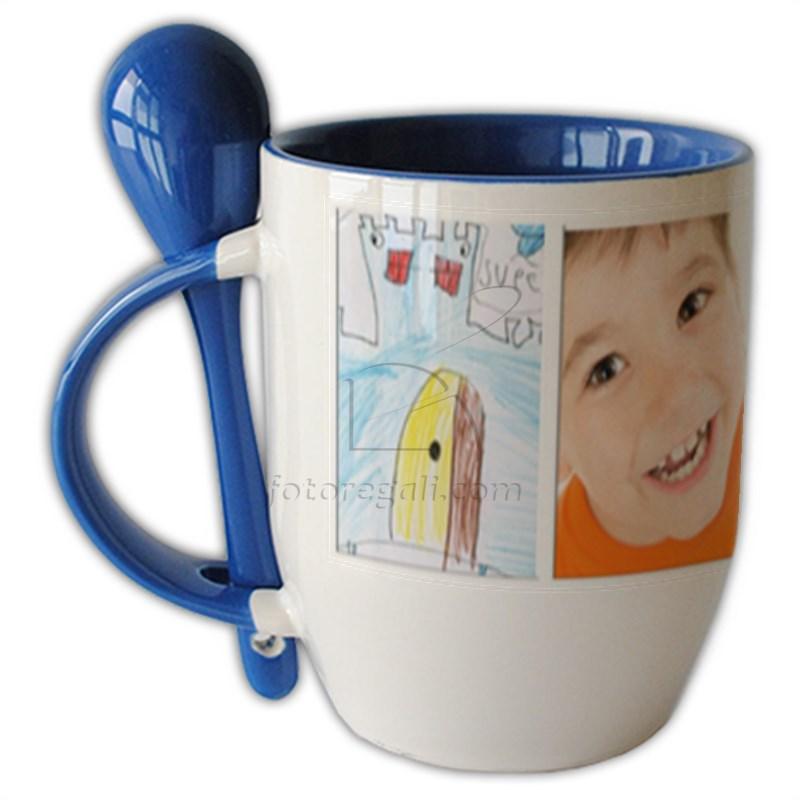 bambini -personalizzata -opera d'arte - tazza