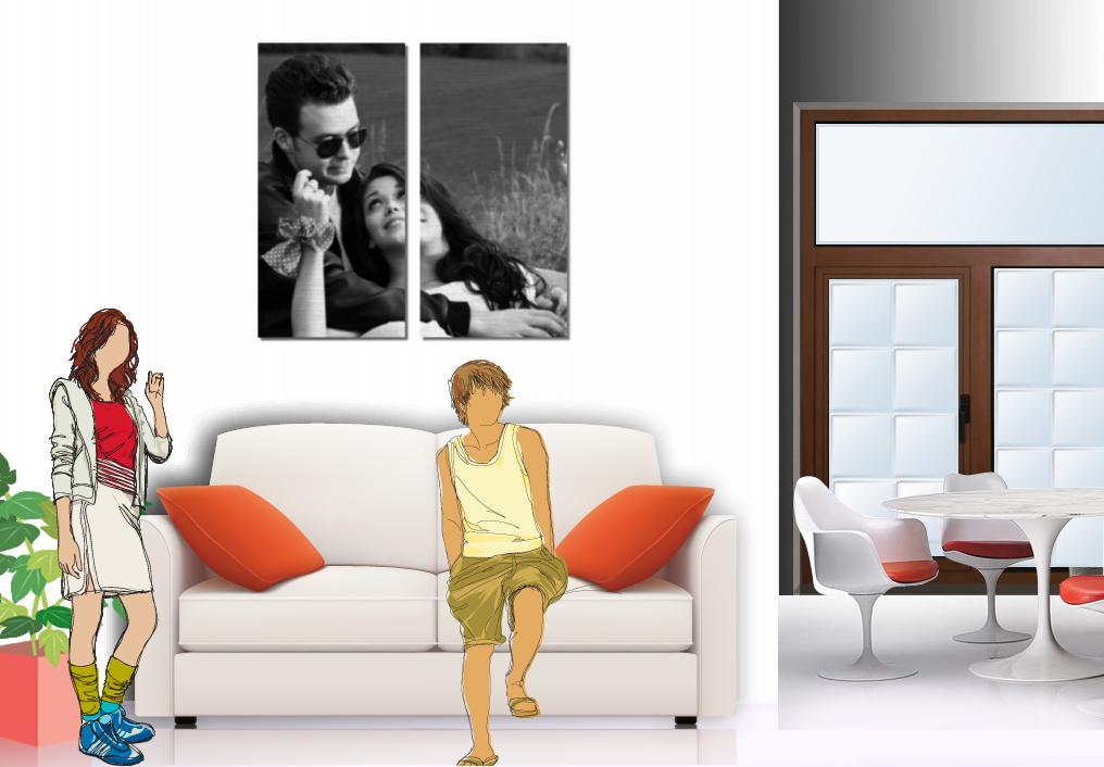 Idee per arredamento i quadri su tela fotoregali blog - Quadri arredamento casa ...
