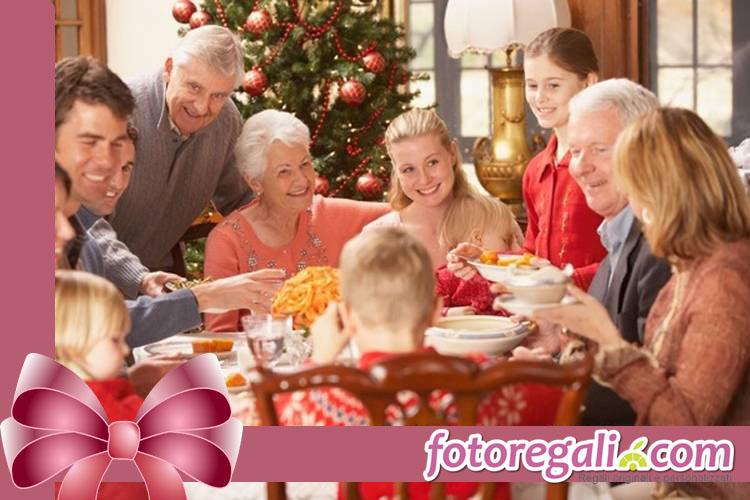 cena con i nonni fotoregali