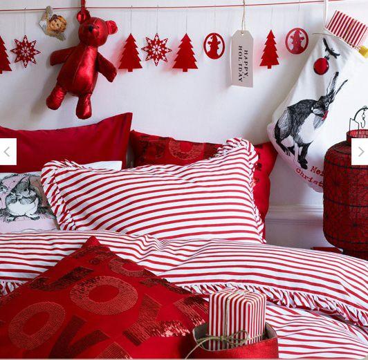 I mille usi delle decorazioni natalizie fotoregali blog - Decorazioni per camera da letto ...