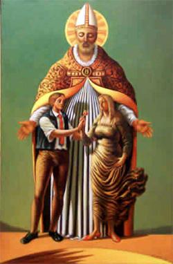 foto del santo valentino