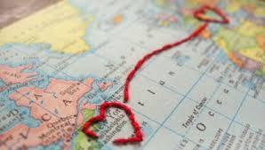 cartina di viaggio