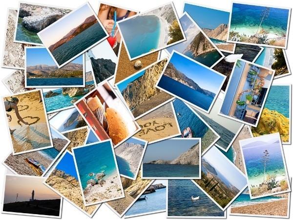 cartoline dalle vacanze