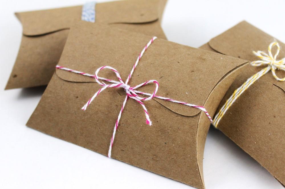 pacco regalo esempi