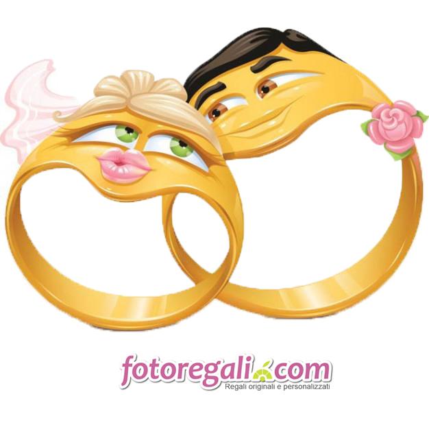 Favoloso cosa regalare anniversario matrimonio 40 anni PQ72